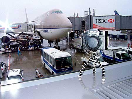 第1ターミナル南ウイング